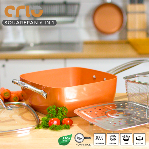 CRIO Copper Square Pan 6in1 - tokped--2.png
